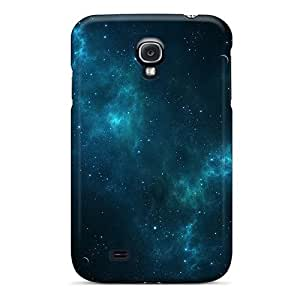 Fashion Tpu Case For Galaxy S4- Stars Space Defender Case Cover