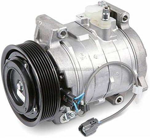 BuyAutoParts 60-83357RN NEW For Honda Element 2003-2011 OEM AC Compressor w//A//C Repair Kit