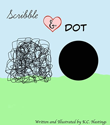 scribble-and-dot