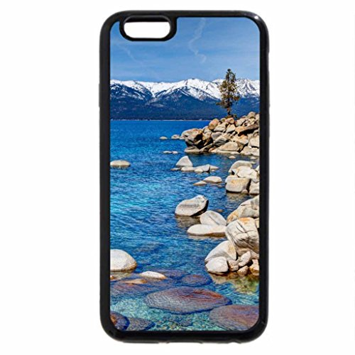 iPhone 6S / iPhone 6 Case (Black) Secret cove