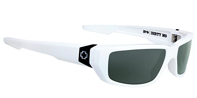 Spy Gafas de Sol Dirty Mo, Happy Gray Green, 670937216863 ...