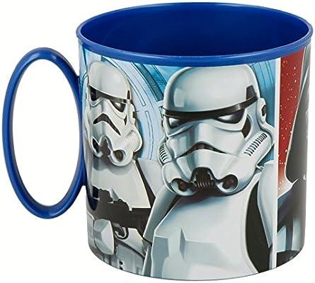ALMACENESADAN 2117 Taza Apta para microondas Star Wars; 265 ml; no ...