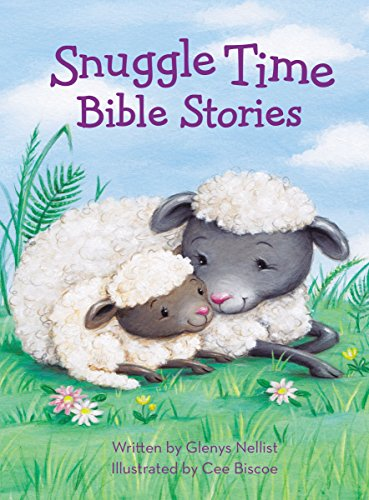 Snuggle Time Bible Stories (English Edition)