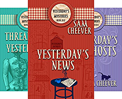 Yesterday Mysteries (3 Book Series) by  Sam Cheever