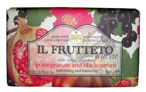 Nesti Dante Pomegranate and Black Currant Fruit Extra Large 8.8 oz Soap ()