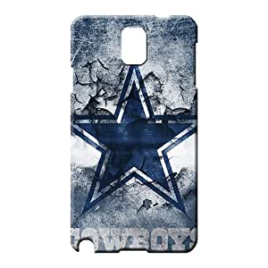 samsung note 3 Shock-dirt Snap-on pictures cell phone case dallas cowboys nfl football