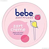 ebe Cream softens and cares for young skin. Carefully selected, mild and skin friendly ingredients soften and care for skin. Improves skin's structure with Vitamins A and E, and protects skin from dehydration. Made in Germany