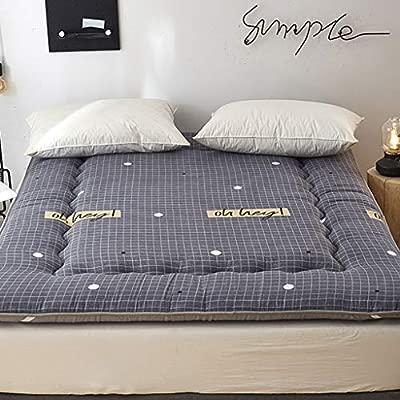 LJ Tatami Colchón Antideslizante Plegable Dormitorio Doble ...