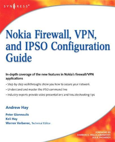 Firewall Configuration (Nokia Firewall, VPN, and IPSO Configuration Guide)