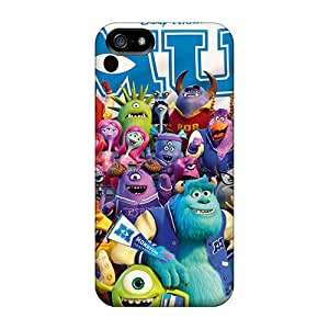 BeverlyVargo Fashion Protective Monsters University 2013 Cases Covers For Iphone 5/5s