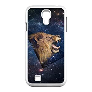 Lion Customized Cover Case for SamSung Galaxy S4 I9500,custom phone case ygtg540343