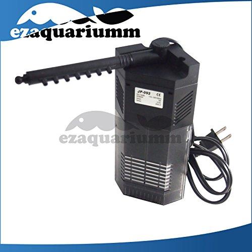SUNSUN Aquarium Flow Control Diving Pump Spray Corner Absorb Filter Turtle Tank