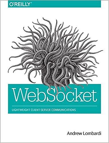 WebSocket Client Server Communications Andrew Lombardi