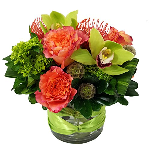 Ashland Addison- ''Just Gorgeous''- Hand Delivered Bouquet in Vase- Chicago Area by Ashland Addison Florist