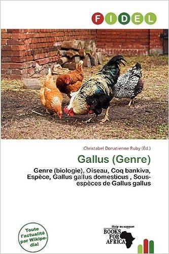 Livre gratuits en ligne Gallus (Genre) pdf, epub ebook