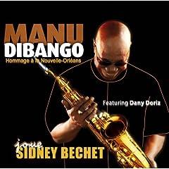 Album Manu Dibango joue Sidney Bechet by Manu Dibango