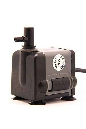 BPS (R) Bomba Sumergible para Pecera o Acuario, Submersible Pump Fish Tank (5.2 x 3.7 x 5.6CM) BPS-6040: Amazon.es: Bricolaje y herramientas