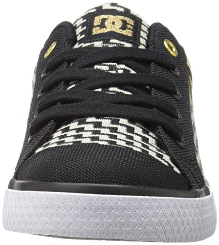 DC CHELSEA TX SE J WIN Damen Sneakers Black/Gold