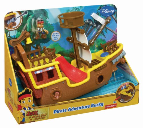 Fisher-Price Jake and The Neverland Pirates - Jake's Pirate Adventure Bucky by Fisher-Price (Image #9)
