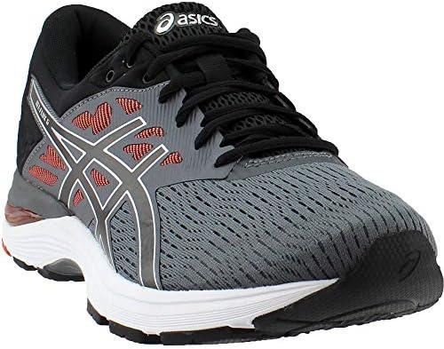 Men's Carbonblackcherry Asics Flux 5 Tomato Shoes Gel Running hCsxoQrtdB