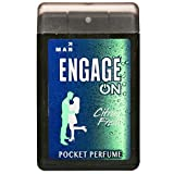 Engage Man Citrus Fresh Pocket Perfume,18 Ml (Pack Of 2)