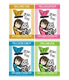 BFF 3 Oz Cat Food Variety 12 Pouches with 4 Flavors – Tickles, Devour Me, Charm Me, and Luv-Ya