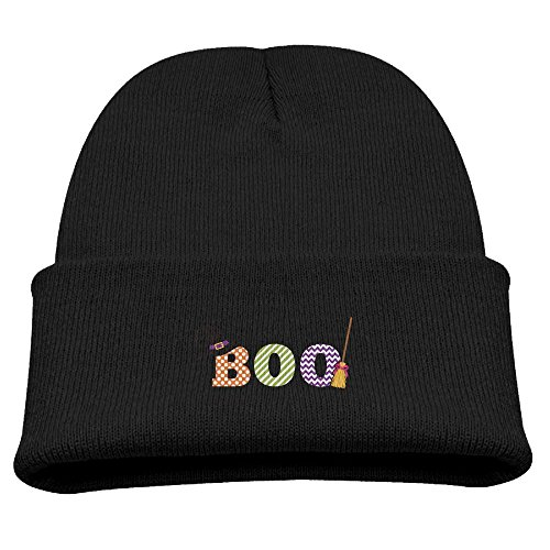 BaPaLa Children's Halloween Boo Skull Cap Beanie Soft Winter Knitted (Redman Halloween)
