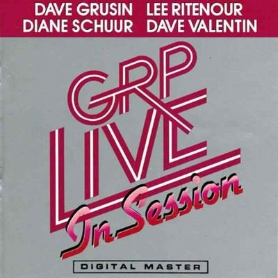 GRP Live in Session by GRP Records