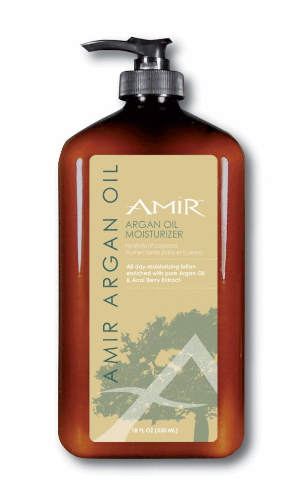 Argan Oil Facial Moisturizer by Amir - 4 fl oz. - With Argan Oil and Acai Berry Eminence Jasmine Tangerine Age-Defying Night Cream 2 Ounce