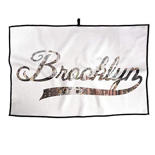 SHARP-Q Brooklyn Premium Golf Towel Fashion Towel