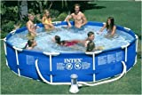 12 x 30 Intex Metal Frame Pool