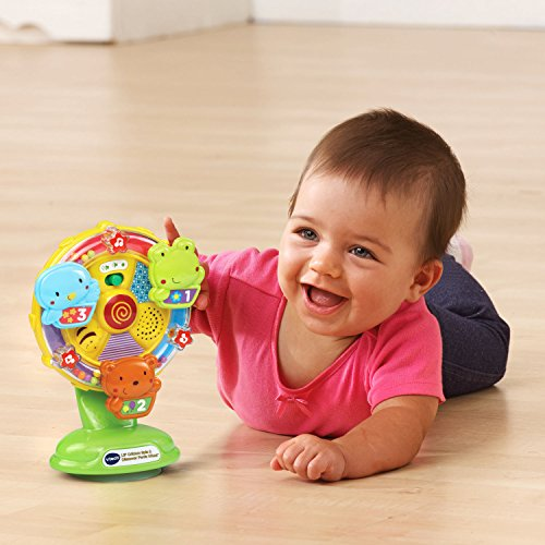 51CzMZh9idL - VTech Baby Lil' Critters Spin and Discover Ferris Wheel (Frustration Free Packaging)