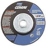Best Norton Abrasives - St. Gobain Angle Grinders - Norton Charger Flex Depressed Center Abrasive Wheel, Type Review