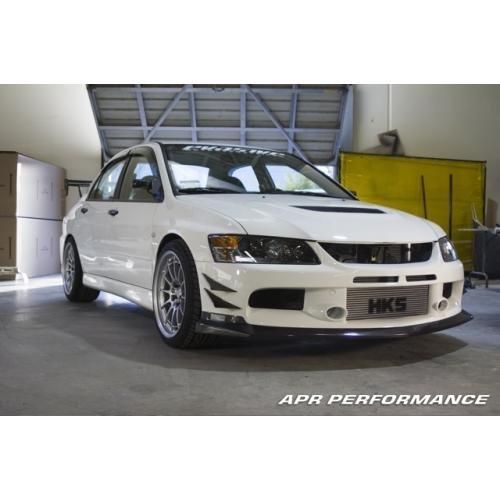 APR Performance AB-483030 Front Bumper Canard Set
