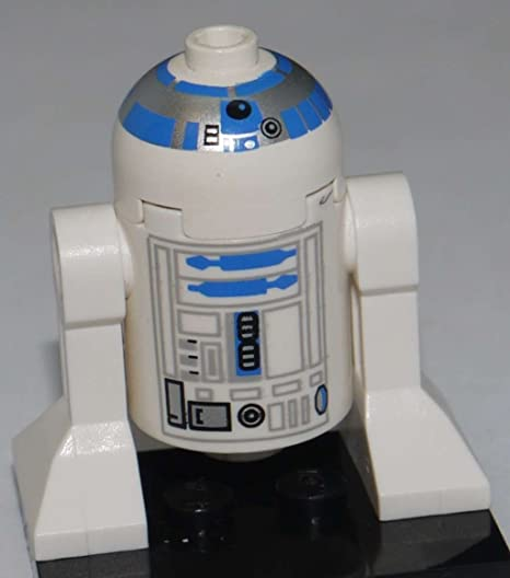 Lego Star Wars Mini Figure R2-D2 1999 Head Only