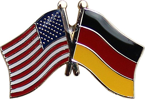 Germany Flag Lapel Pin (Germany - Friendship Lapel Pin)