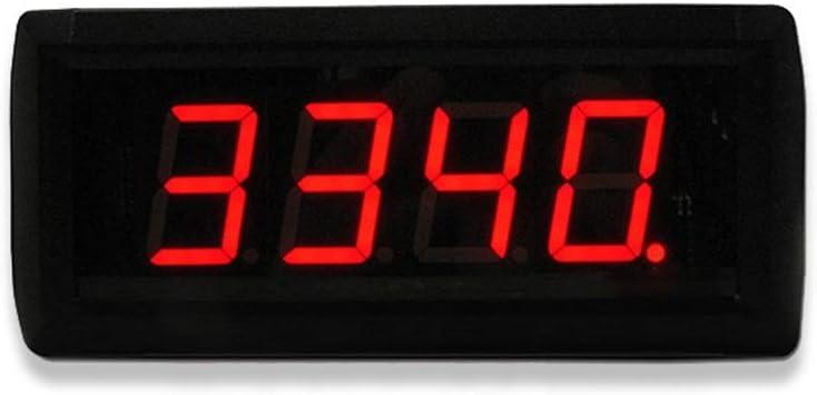 LEDタイマー デジタルLEDウォールクロックリモートブラック付き多機能カウントダウンタイマージムストップウォッチ タイマー (色 : ブラック, サイズ : 25X10X4CM) ブラック 25X10X4CM