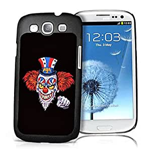 Clown Pattern 3D Effect Case for Samsung S3 I9300