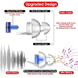 High Fidelity Concert Earplugs - Hearing Protection