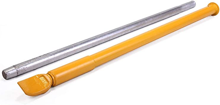 Heavy Duty Impact tire slide hammer ram bar Bead Breaker for car truck tractor