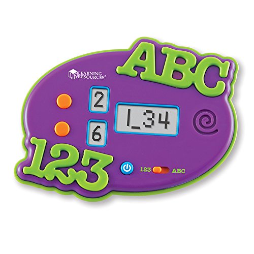 learning-resources-abc-123-electronic-flash-card