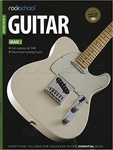 Rockschool Guitar. Grade 2: Amazon.es: Various: Libros en idiomas ...
