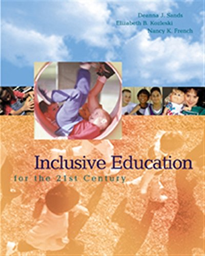Inclusive Education for the 21st Century: A New...