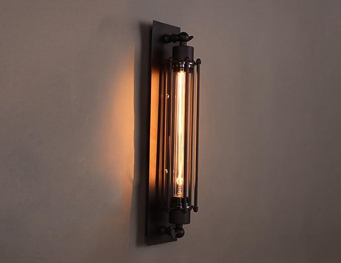 Subbye lampade da parete soffitta retro stile industriale bar