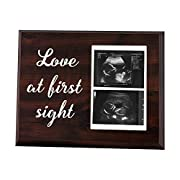 Elegant Signs Love at first sight ultrasound picture frame
