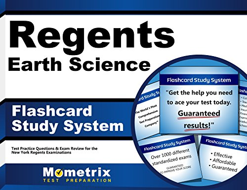 Regents Earth Science Exam Flashcard Study System: Regents Test Practice Questions & Review for the New York Regents Examinations