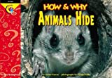 How and Why Animals Hide, Elaine Pascoe, 157471662X