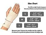 UPTOFIT Women's Copper Wrist and Hand