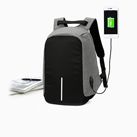 Anti-Theft Backpacks 15inch Laptop Smart Backpacks for Teenager Fashion  Mochila Leisure Travel Backpack Lightweight 495616b2a0972