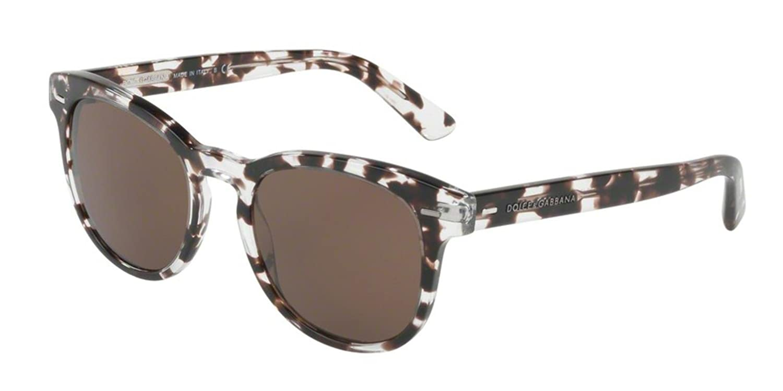 Amazon.com: anteojos de sol Dolce & Gabbana DG 4254 313873 ...